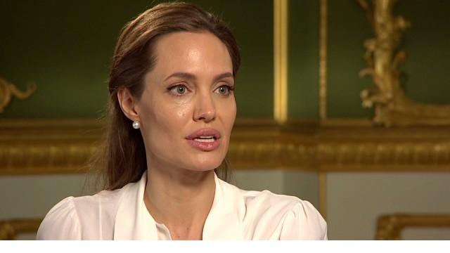 Angelina Jolie: Why I do this