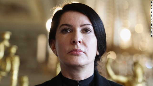 Marina Abramović on education, fame and dying