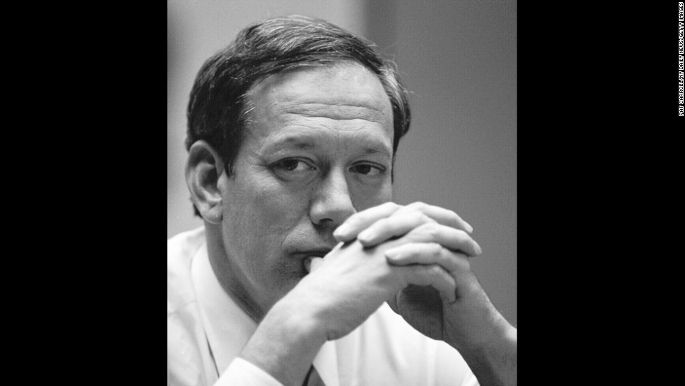 1994: Republican George Pataki, a former small town mayor and state lawmaker, beat Democratic incumbent Mario Cuomo for governor in New York.