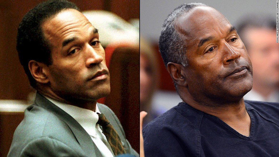 <strong>O.J. Simpson: </strong>On June 17, 1994, Simpson was charged with the murders of Simpson and Goldman. After a lengthy, high profile trial, he was found not guilty. He later lost a civil trial and was ordered to pay millions in damages. Today, Simpson is behind bars after being convicted in a 2007 kidnapping and robbery. He is scheduled to have a parole hearing on July 20.