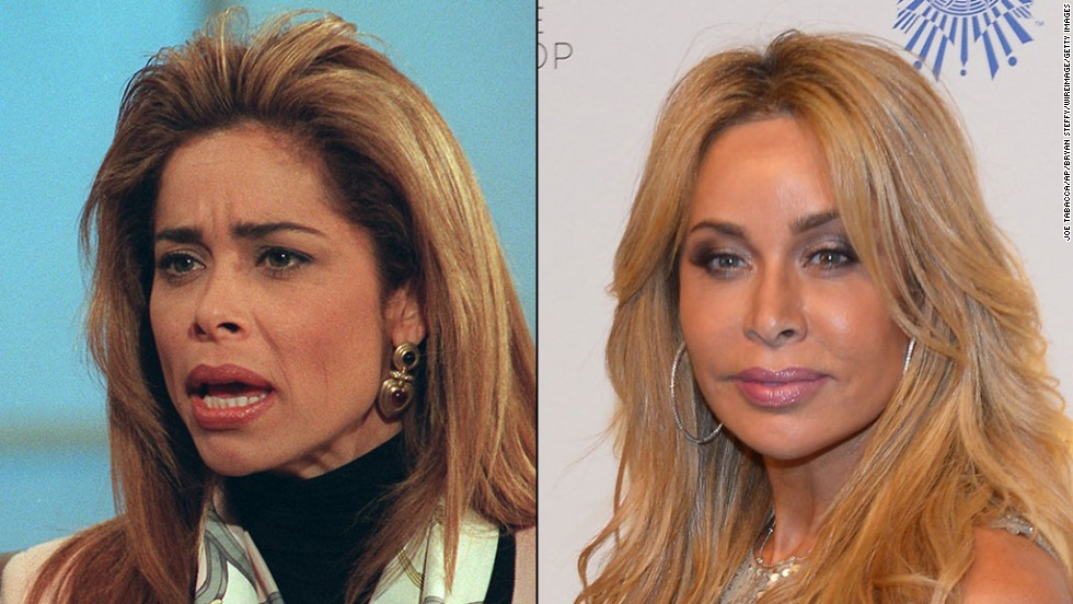 "<strong>Faye Resnick:</strong> Resnick was a friend of Nicole Brown Simpson who allegedly had a 30-minute conversation with her a short time before the murder. Today, Resnick is a television personality and interior designer, best known for her appearances on the reality show ""The Real Housewives of Beverly Hills.""<br />"