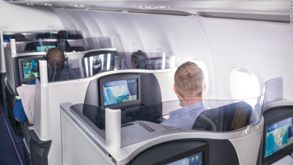 JetBlue launches its premium Mint service between Los Angeles and New York City on Sunday, June 15, competing with traditional carriers for the lucrative business traveler.