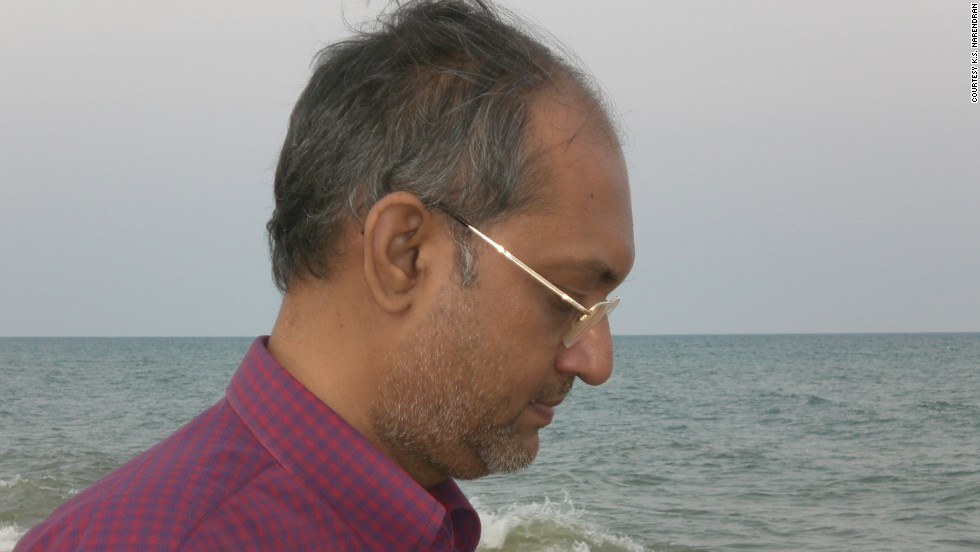 K.S. Narendran is no closer to knowing what happened to his wife, a passenger on MH370.