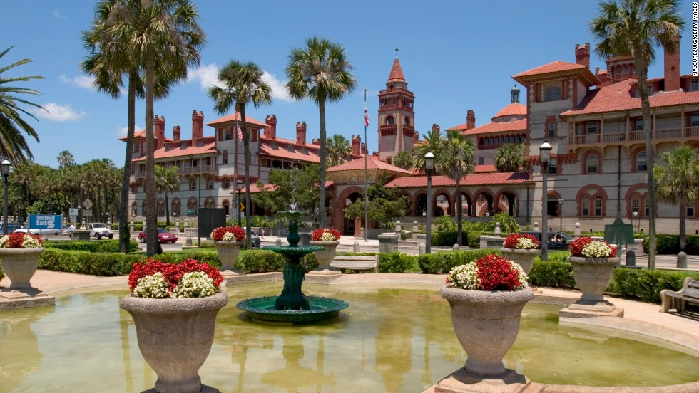 Henry Flagler brought opulent Spanish Renaissance construction to the city in the 1880s.