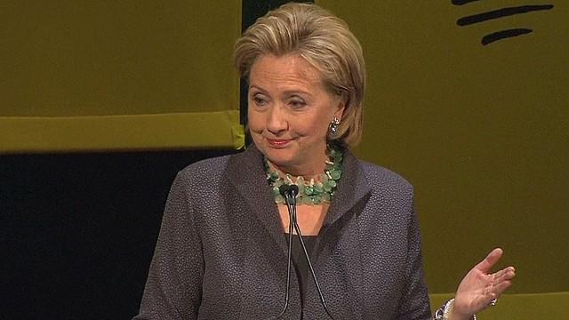 sot Hillary Clinton misidentifies Abe Lincoln senator congressman_00002206.jpg