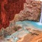 US remote vacation spots-Mooney Falls