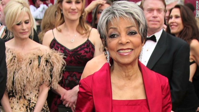 Actress Ruby Dee dies at 91
