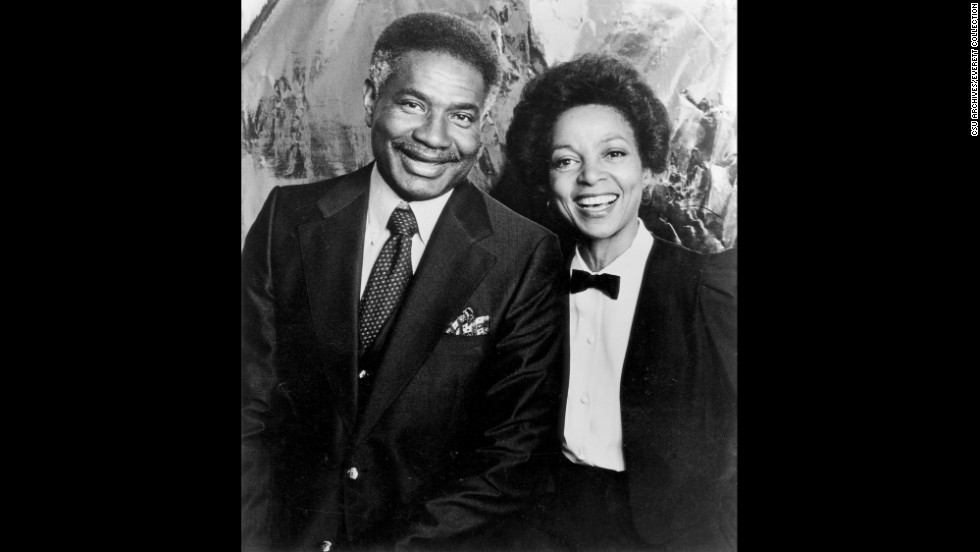"Dee often appeared on stage and screen with her husband, the late Ossie Davis, including in the 1980 show ""Ossie and Ruby!"""