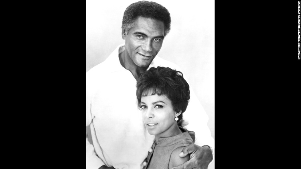 "Dee was a cast member of the hit soap ""Peyton Place,"" appearing in the fifth season alongside Percy Rodrigues, who played her husband, a surgeon."