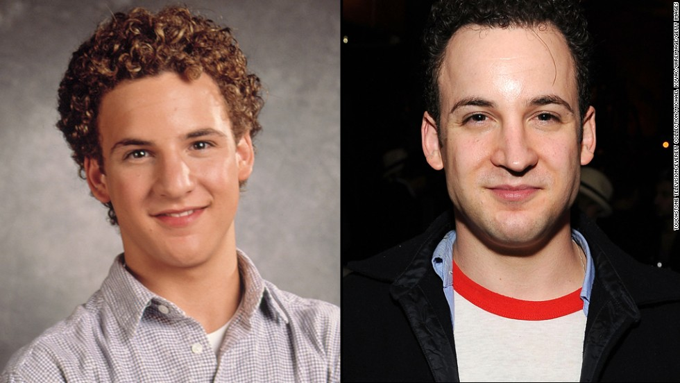 """Ben Savage played mischievous Cory Matthews from 1993 to 2000. The now 33-year-old has continued to act in movies, such as 2007's """"Palo Alto, CA,"""" and on TV with appearances in shows like """"Without a Trace,"""" """"Bones,"""" """"Chuck"""" and """"Shake It Up!"""" In 2014, he'll reprise his fan favorite role of Cory Matthews."""