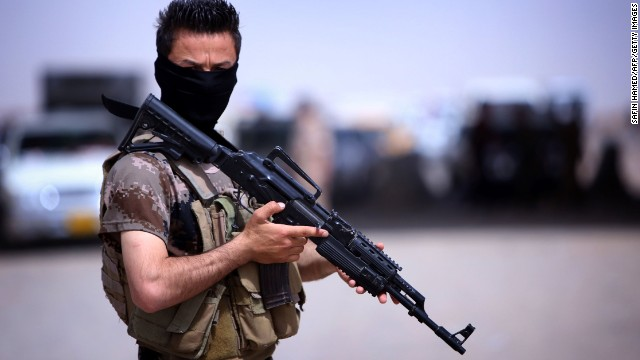 Could Iran help U.S. stop ISIS in Iraq?