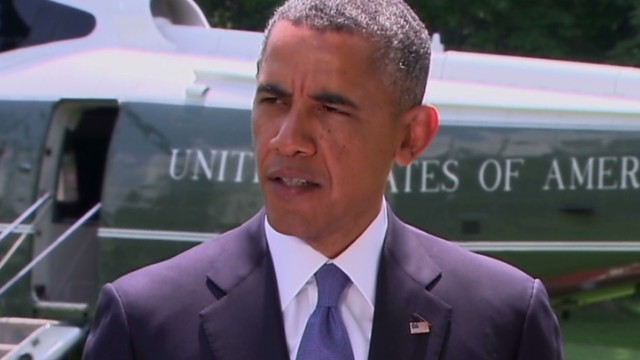 Obama: Up to Iraq to solve its problems
