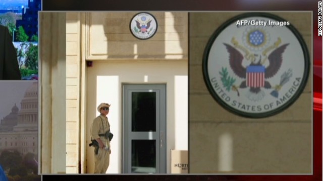 Is the U.S. Embassy safe in Iraq?