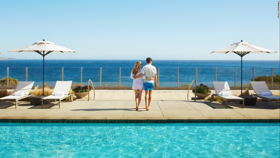 Terranea is located on 102 scenic acres outside of Los Angeles on the Palos Verdes Peninsula.