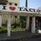 I love Tacloban bus shelter