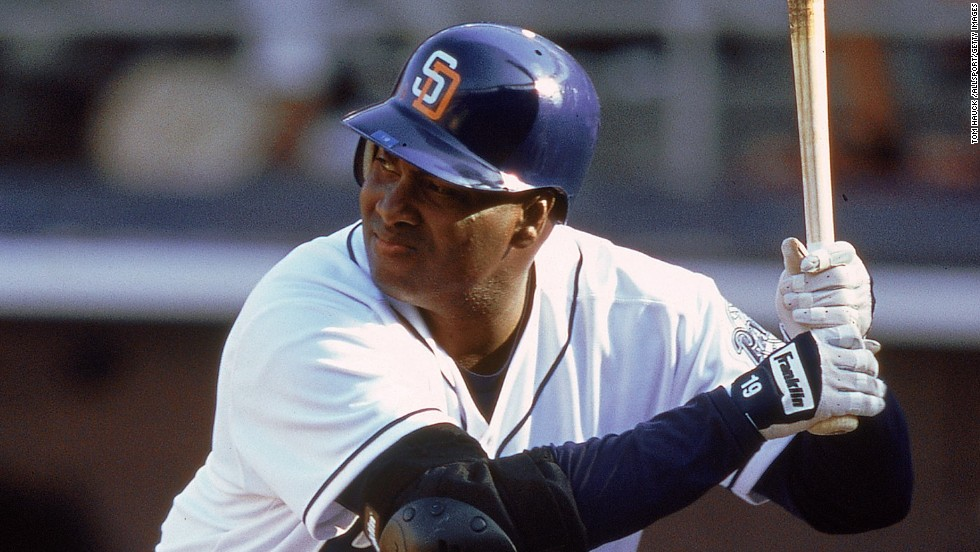"Major League Baseball Hall of Famer <a href=""http://www.cnn.com/2014/06/16/sport/gwynn-baseball-death/index.html"">Tony Gwynn</a> died June 16 at the age of 54, according to a release from the National Baseball Hall of Fame and Museum. Gwynn, who had 3,141 hits in 20 seasons with the San Diego Padres, had cancer."