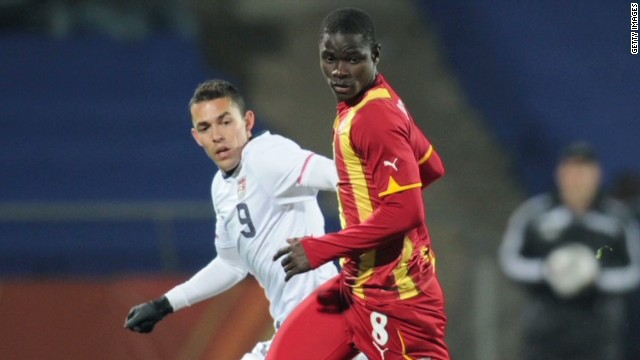USA to play Ghana in 'redemption' match