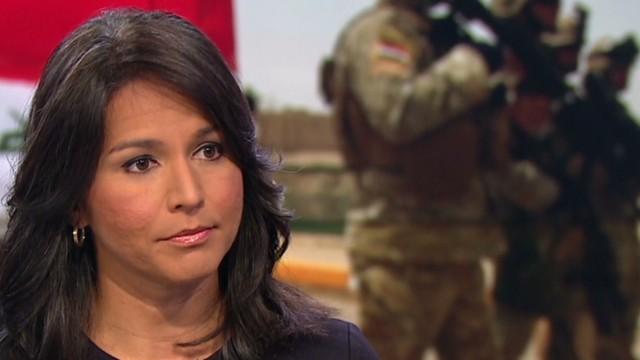 Iraq crisis Gabbard interview Newday _00010603.jpg