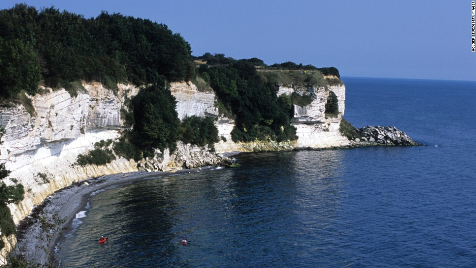 Want to see the impact of the meteorite widely believed to have caused the end of the age of the dinosaurs? Although the actual impact site was off the Yucatan Peninsula, you can see evidence of the destruction it caused at Stevns Klint, Denmark's newest World Heritage Site.