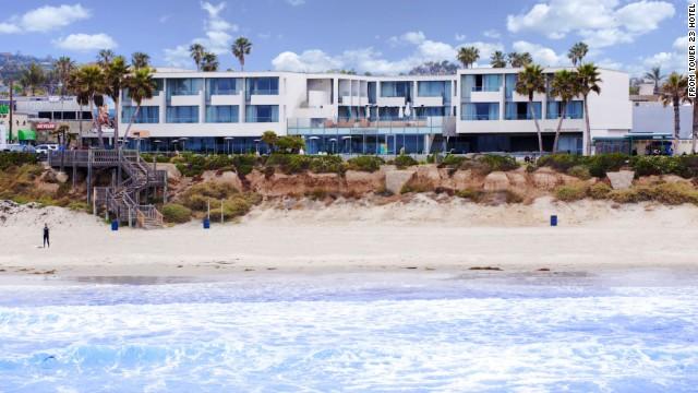 California coast 39 s best hotels cnn travel for Best beach in monterey ca