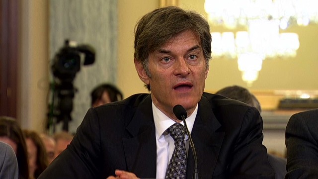 Dr. Oz: I'm not selling magic diet pills