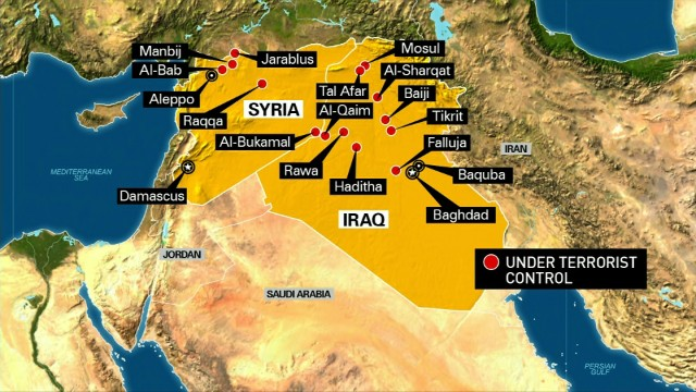 What's the next step in Iraq?