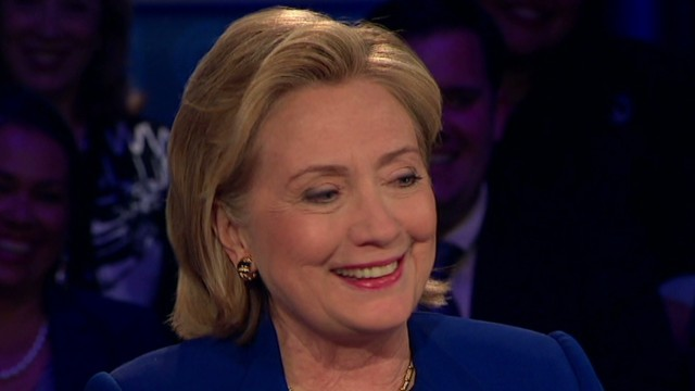 Clinton opens up about marijuana views