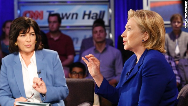 Tough Choices: Hillary's Town Hall