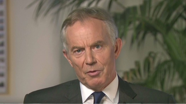 Blair on Iraq: This challenge is complex