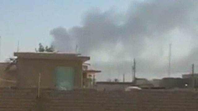 ISIS militants attack major oil refinery