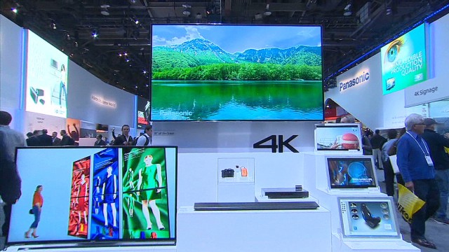 The rise of 4k TV