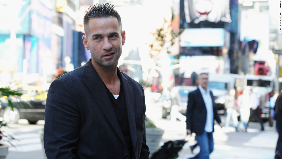 "Mike ""The Situation"" Sorrentino made headlines this summer after <a href=""http://www.cnn.com/2014/06/17/showbiz/mike-situation-sorrentino-arrest/index.html"">a fight at his tanning salon</a>. In other news, Sorrentino has <a href=""http://www.nydailynews.com/entertainment/tv/tvgn-sets-premiere-date-situation-new-reality-series-sorrentinos-article-1.1815672"" target=""_blank"">a reality show about his family</a> that premiered on TVGN on July 15."
