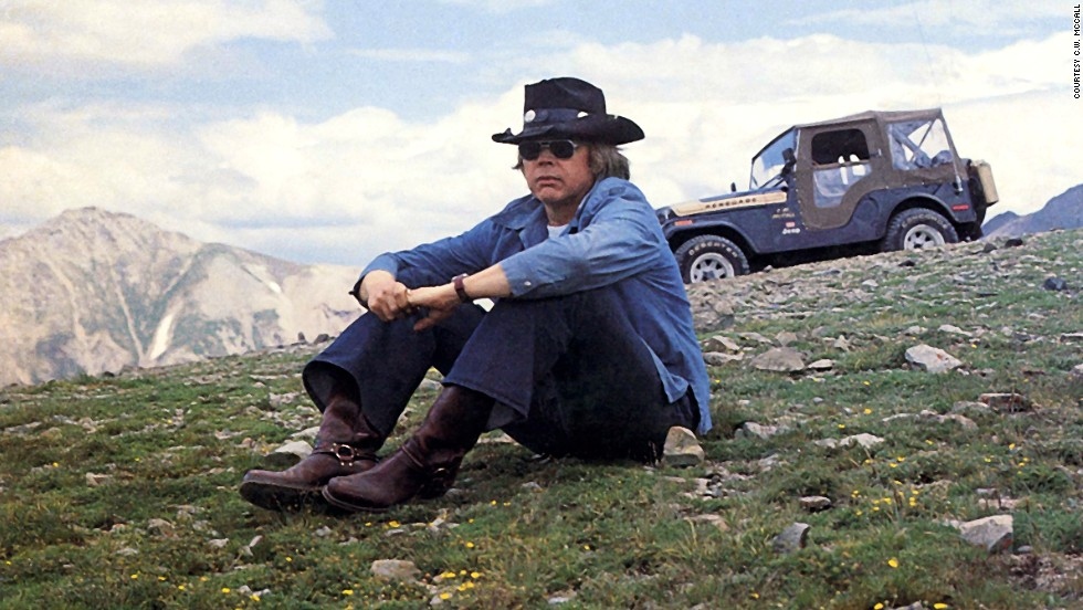 "Fueled by the CB radio lingo of the day -- ""10-4,"" ""Good buddy,"" ""Breaker 1-9"" -- C.W. McCall's ode to outrunning smokeys resonates with ""Convoy"" fans to this day."