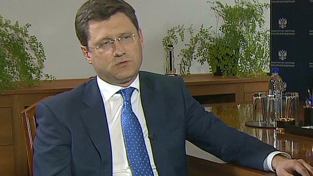 Novak: Ukraine dispute was not political