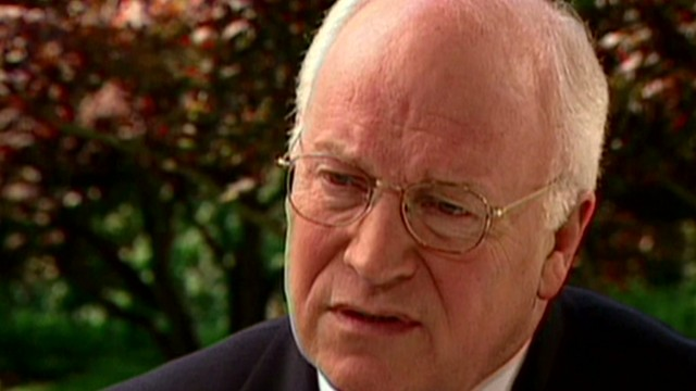 Dick Cheney slams Obama on Iraq