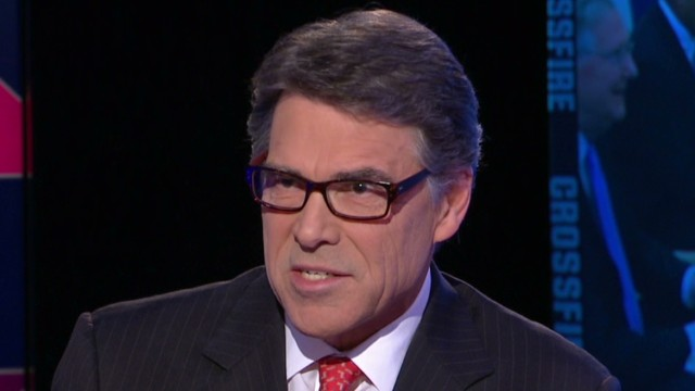 Perry: Immigrants told what to say