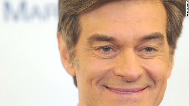 Dr. Oz grilled over weight loss claims