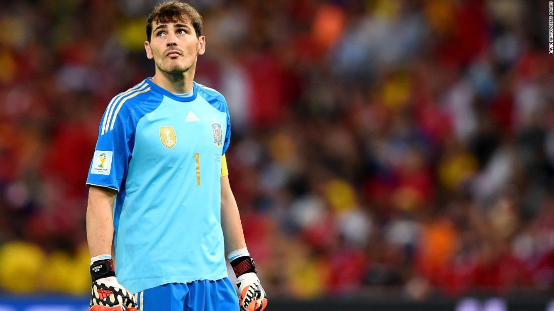 Real Madrid legend Iker Casillas has joined Portuguese club Porto. The Spanish goalkeeper won every major trophy available, including one World Cup and two European Championships with his country.