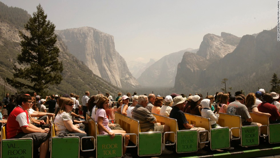 "Yosemite regularly attracts <a href=""http://www.nps.gov/yose/naturescience/park-statistics.htm"" target=""_blank"">4 million visitors annually</a>. With the federal government shutdown in 2013, the park still welcomed 3.7 million visitors that year. In 2014,<a href=""http://www.cnn.com/2015/02/17/travel/feat-most-visited-national-parks-sites-2014/""> the park hosted 3.9 million visitors.</a>"