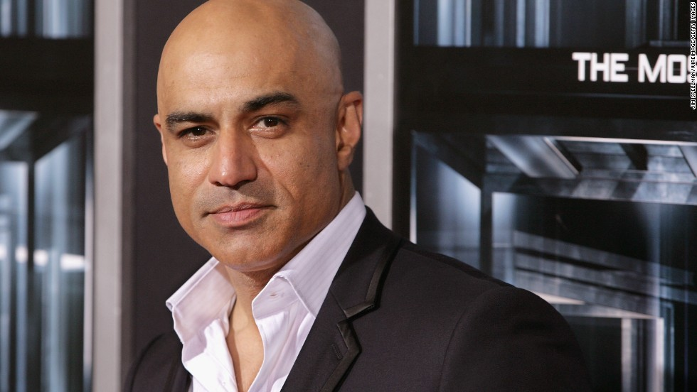 Actor Faran Tahir has played a U.S. president and a Star Trek captain.