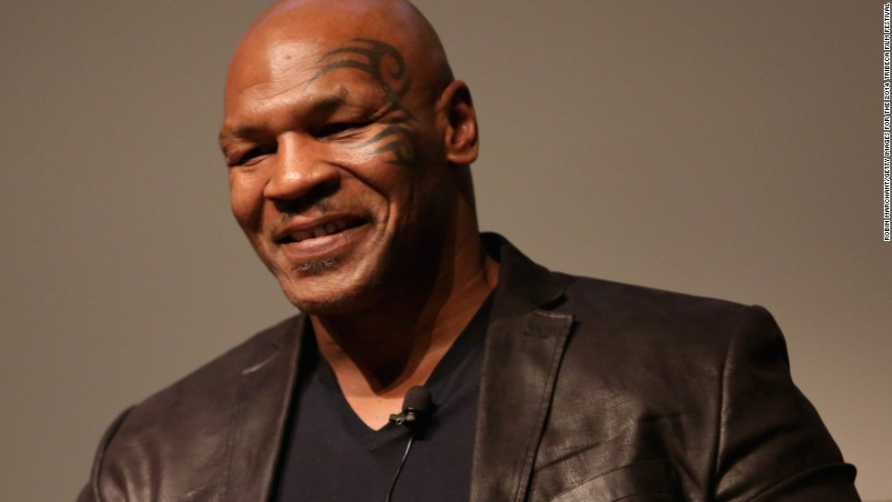 After his boxing career, Mike Tyson has embraced both acting and Islam.