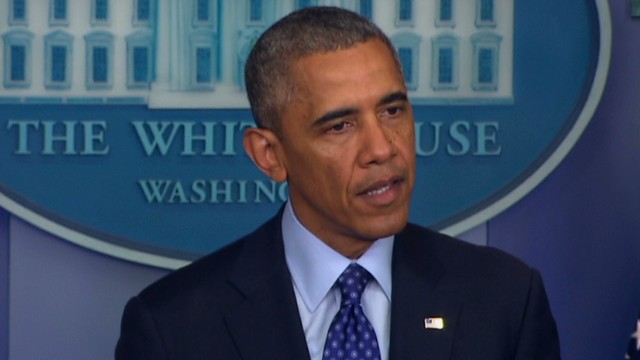 Obama: No combat for U.S. troops in Iraq