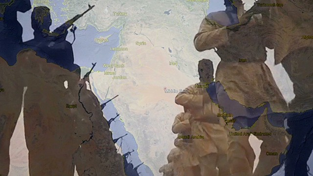 ISIS redraws the map of the Middle East