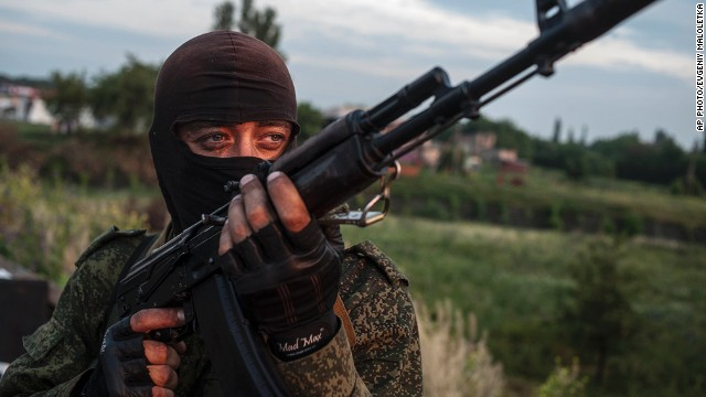 Earlier: Ukraine announces cease-fire
