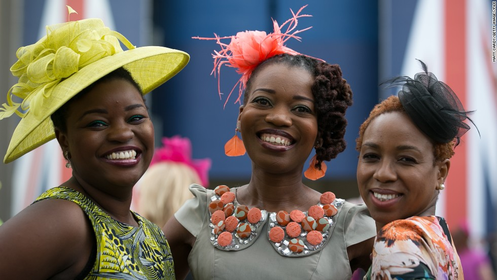 Tradition looms large at the 300-year-old horse race. Of the 280,000 people who attend Ascot each year, just 12,000 can be found hobnobbing in the plush Royal Enclosure each day -- but it's not the only place to have fun on the track.