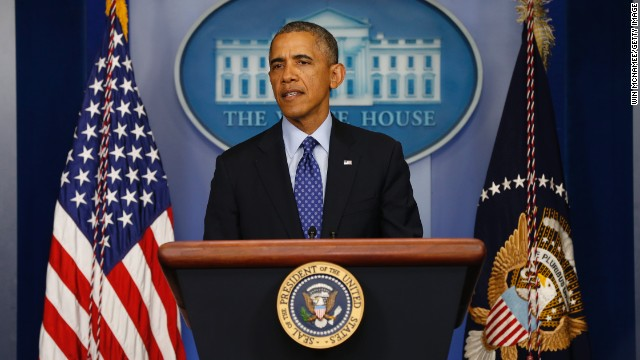 Obama: Troops 'not returning to combat'