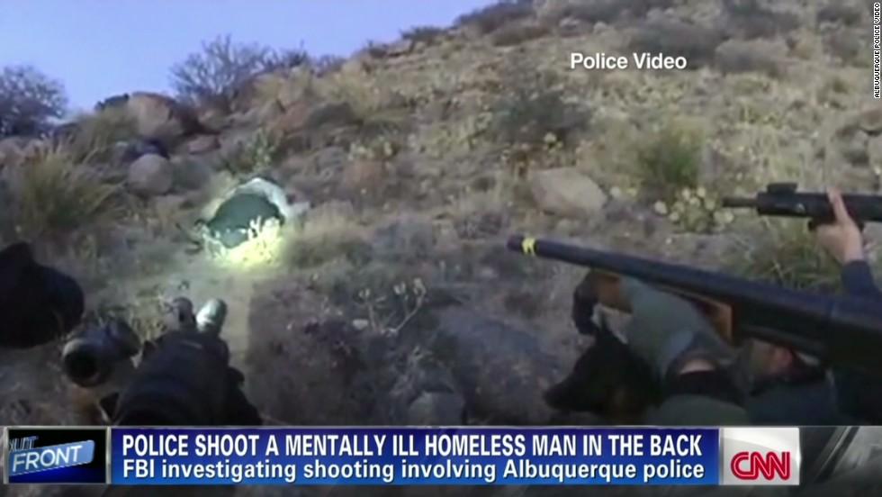 2014: Homeless man fatally shot