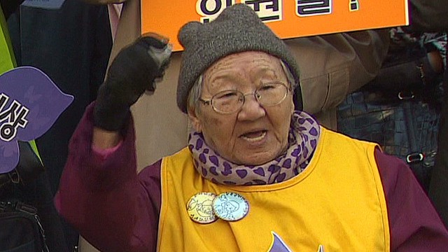 'Comfort women' claims questioned