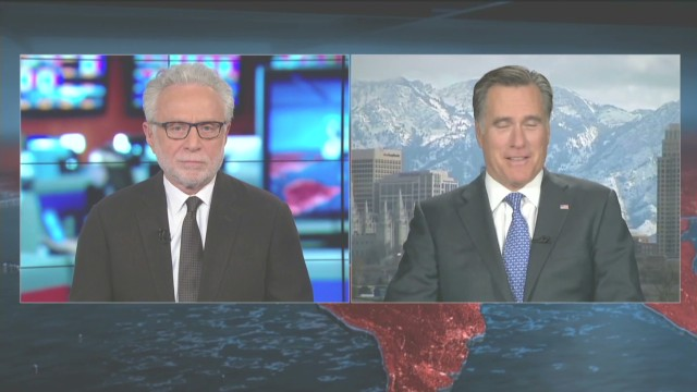 Mitt Romney says 'no' to 2016