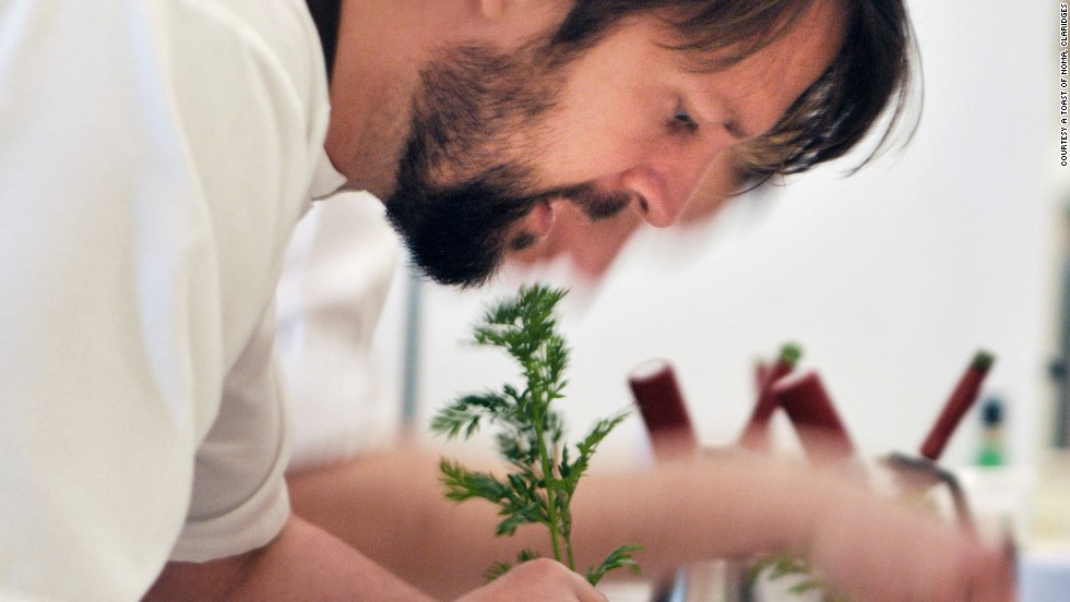 Rene Redzepi, head chef of Noma restaurant in Copenhagen, got mixed reviews for his pop-up at swanky Claridge's hotel in London in 2012. Could be the $330 a head price tag. Could be the foraged menu.